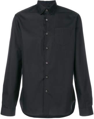 Prada slim fit shirt