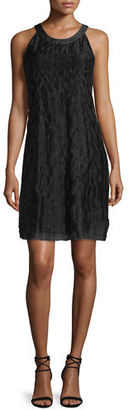 NIC+ZOE Batiste Pintucked Dress $178 thestylecure.com