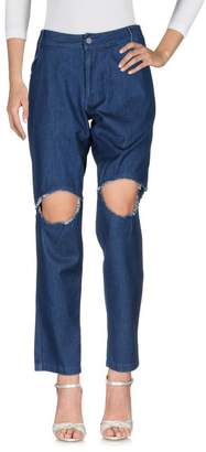 Telfar Denim trousers