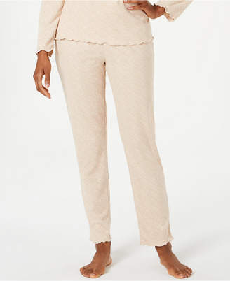 Ande Slim-Leg Waffled Pajama Pants