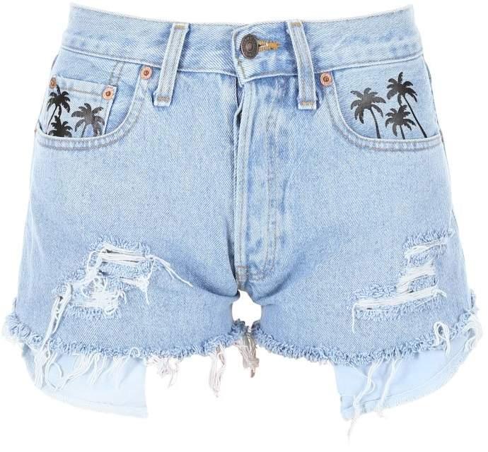 Palms Eye Shorts