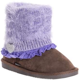 Muk Luks Girl's Boots - Patti
