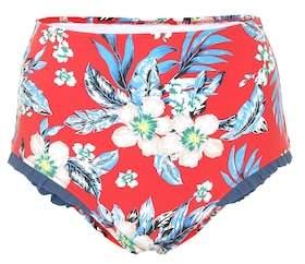 Diane von Furstenberg High-waisted bikini bottoms