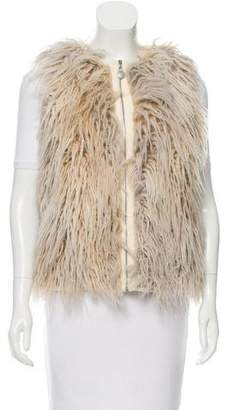 Chanel Fantasy Fur Vest