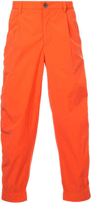 Kolor technical casual chinos