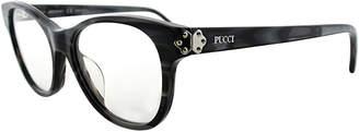 Emilio Pucci Women's Ep 2677 027 49Mm Optical Frames