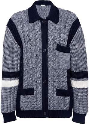 Miu Miu knitted button cardigan