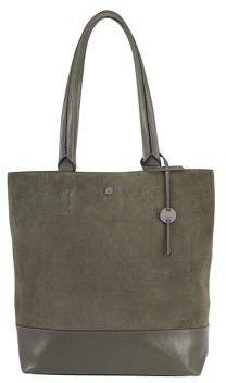 Lodis Wiltern RFID Aja Suede & Leather Tote