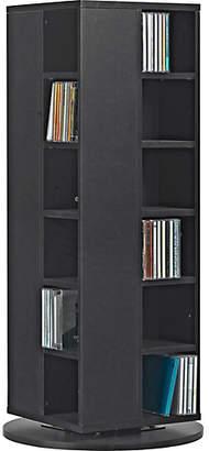 Christian Dior Argos Home Twister and DVD Media Storage - Black