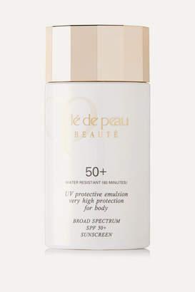 Clé de Peau Beauté Uv Protective Body Emulsion Spf50, 75ml - Colorless