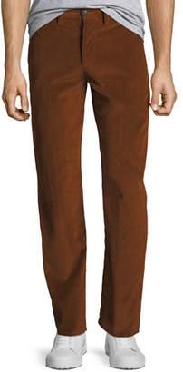 Moncler Men's Five-Pocket Corduroy Trousers