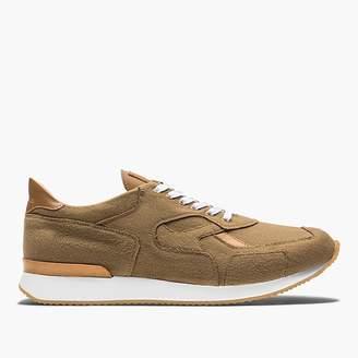 J.Crew GREATS® Pronto sneakers in camel wool