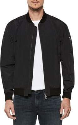 Paige Sporty Bomber Jacket