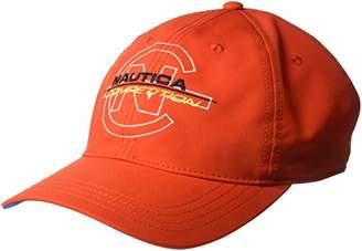 Nautica Men's Tri-Color Signal Flag Cap Hat