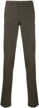 Incotex skinny chino trousers