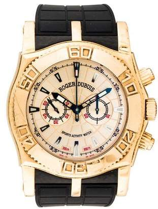 Roger Dubuis Easy Diver Chronograph Watch