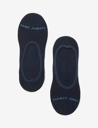 Tommy John Tommyjohn Stay-Put Liner Sock Solid Color (set of 2)