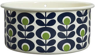 Orla Kiely Large Oval Flower Hanging Pot