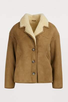 Etoile Isabel Marant Fabio lambskin jacket