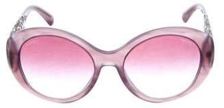 Chanel Bijoux Oval Sunglasses