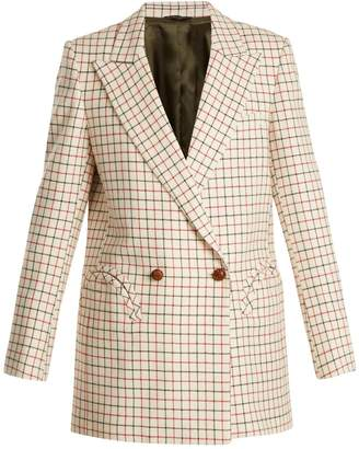 BLAZÉ MILANO Hello Dandy Everyday checked blazer