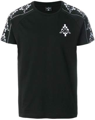 Marcelo Burlon County of Milan Kappa print T-shirt