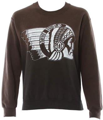MadeWorn The Who Chief Head Sweatshirt