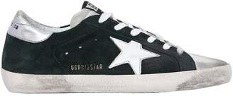 Golden Goose 20mm Super Star Suede Sneakers