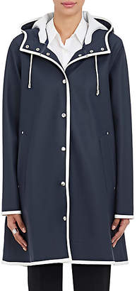 Stutterheim Raincoats Women's Mosebacke Raincoat - Navy