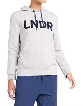 LNDR College Logo Hoodie