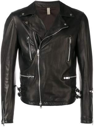 Tagliatore classic biker jacket