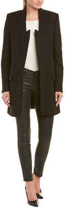 Stella McCartney Felt Wool Blazer