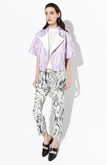 3.1 Phillip Lim Print Crop Pants