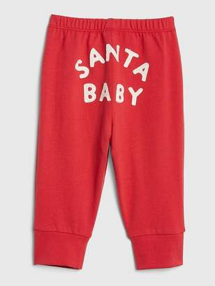 Gap Organic Holiday Pull-On Pants
