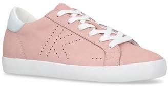 Kurt Geiger London Nubuck Leif 2 Low-Top Sneakers