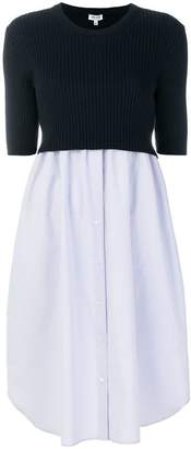 Kenzo layered dress