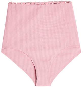 Marysia Swim High-Waisted Bikini Bottom