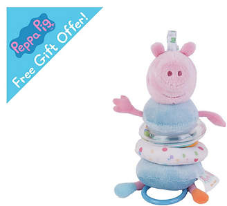 Peppa Pig for Baby Jiggle George Pig Toy