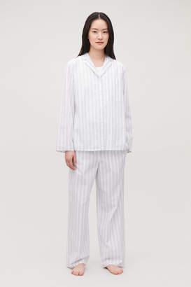 Blue And White Striped Pyjamas - ShopStyle UK b36ab07ce