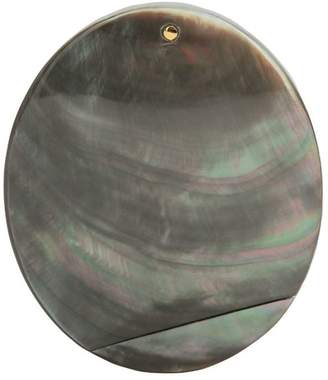 Mother of Pearl Larusmiani Small Mirror