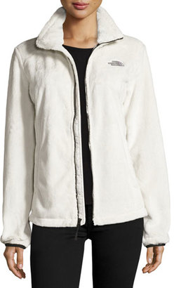 The North Face Osito 2 Fleece Jacket, Ivory $99 thestylecure.com