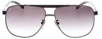 Louis Vuitton Persuasion Aviator Sunglasses