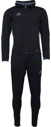 f6bfe75f3d3 adidas Mens Condivo 16 Presentation Tracksuit Black/Vista Grey