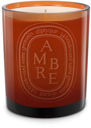 Diptyque Ambre Cognac Scented Coloured Candle 300g