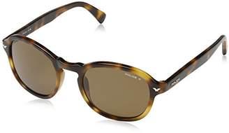 Police S1951 Master 1 Round Sunglasses
