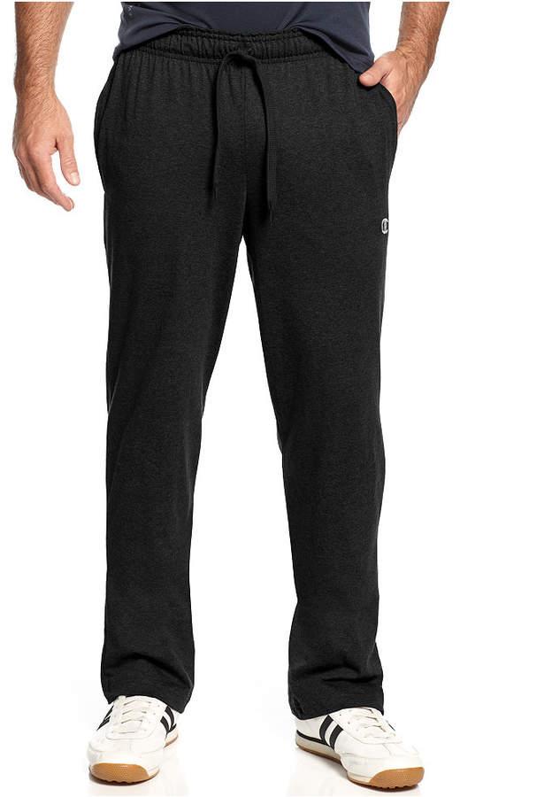 Champion Jersey Open-Bottom Pants