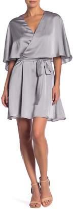 Line & Dot Pas Short Sleeve Dress