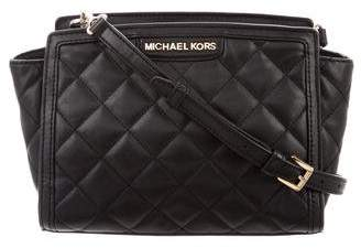 MICHAEL Michael Kors Quilted Leather Crossbody Bag