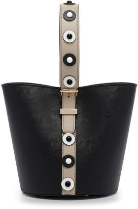 Henri Bendel Novelty Single Handle Bucket Tote