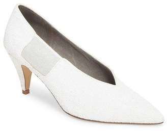 Free People Florence Leather Pump